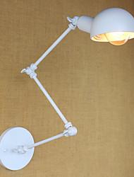 AC 100-240 AC 110-120 60 E26/E27 Moderne/Contemporain Rétro Rustique Peintures Fonctionnalité for Style mini,Vers le Bas Applique murale