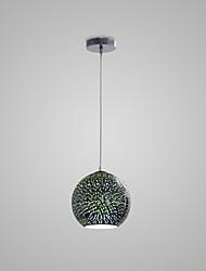 простой творческий стиль / современный стиль / цветная стеклянная лампа / домик природа вдохновлена шиком&современные национальные