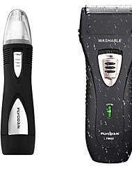FLYCO FS622 Electric Shaver Razor Nose Device Washable Charging Indicator