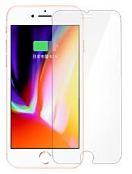 Vidrio Templado Protector de pantalla para Apple iPhone 8 Protector de Pantalla Frontal Alta definición (HD) Anti-Arañazos Anti-Huellas