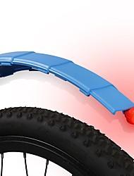 Más Accesorios Luz LED de Seguridad Ciclismo de Montaña Ciclismo Anti-Shake Portátil Compuesto