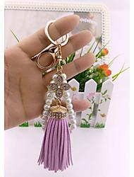 Bag / Phone / Keychain Charms Crystal / Rhinestone Style Tassel Crystal Polyester metal