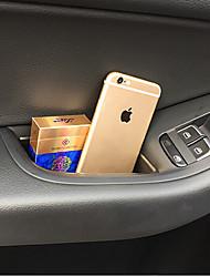 Дверная ручка Задняя боковая дверь Передняя дверь автомобиля Органайзеры для авто Назначение Audi 2012 2013 2014 2015 2016 2009 2010 2011