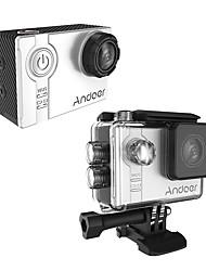 Панорамная камера Высокое разрешение WiFi Водонепроницаемый 4K Легко для того чтобы снести Большой угол