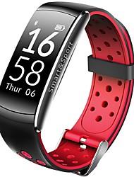 yy q8 la pulsera elegante de la pulsera de la pulsera de la pulsera de la pulsera de la pulsera de la mujer del smartphone del deporte del