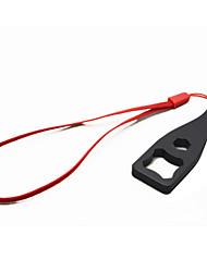 Accessoires généraux Extérieur Portable Etui/Housse Vitesses Réglables Ajustable Pour Tous les appareils d'action Tous Xiaomi Camera