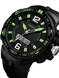 Smartwatch Water Resistant / Water Proof Long Standby Multifunction Stopwatch Alarm Clock Chronograph Calendar Three Time Zones other No