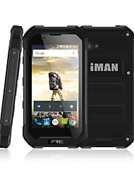IMAN X5 4.5 inch 3G Smartphone (1GB + 8GB 5 MP Quad Core 3000)