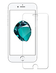 Vidrio Templado Protector de pantalla para Apple iPhone 8 Protector de Pantalla Frontal Alta definición (HD) A prueba de explosión