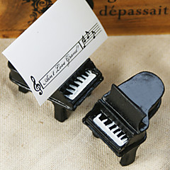 """Place Cards and Holders """"Ain't Love Grand?"""" Piano Place Card Holders (set of 4)"""