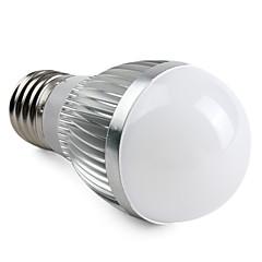 E27 4.5W 15x5630SMD 360LM 5000K naturligt hvidt lys LED kuglepære (220V)