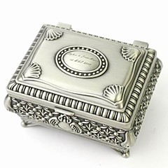 Personalized Gorgeous Zinc Alloy Vintage Women's Jewelry Holders