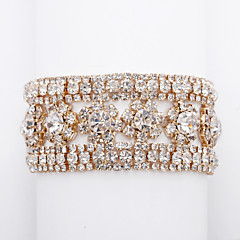 Gorgeous Personalized Rhinestone Bracelet