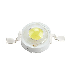 6000-80-6500k 0.75W 90lm 280mAh blanc conduit ampoule (3.0 3.4v)