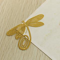 Nice Dragonfly Design Bookmark