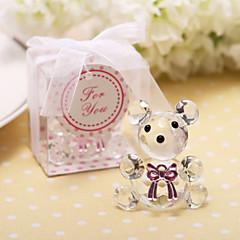 Noiva / Dama de Honor / Menina das Flores / Bebés e Crianças Presentes Piece / Set Itens de Cristal Casamento / Aniversário Crostal
