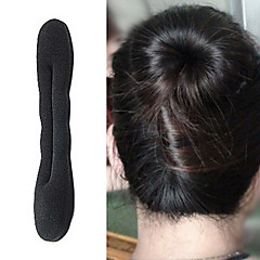Sponge Up To Stick Black Hair Jewelry Accessory