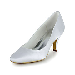 Women's Wedding Shoes Heels Heels Wedding Blue/Purple/Red/Ivory/White/Gold
