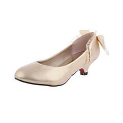 Scarpe da sposa - Scarpe col tacco - Tacchi - Matrimonio - Rosso / Dorato - Da donna