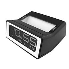 New Style Kreativ Kleine Energiespar-und LED-Anzeige-Thermometer-Taktgeber