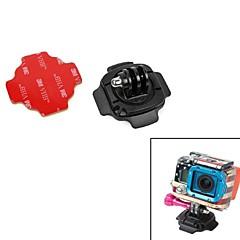 ヘルメットマウント 取付方法 ために フリーサイズ Gopro 5 ユニバーサル