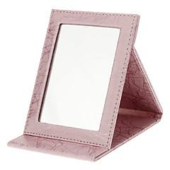 Organizador para Maquiagem Espelho 16.5*12.2*1.7 Rosa