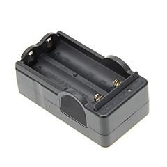 18650 Digital batterilader