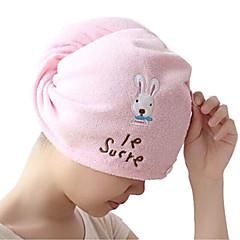 rosa dos desenhos animados chapéu secagem rápida