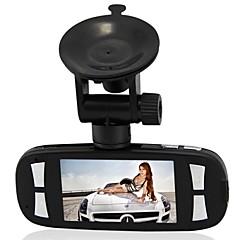 Full HD 1080p 120 ° Objektiv Auto fotoaparát 2,7 palcový displej G1W Auto DVR