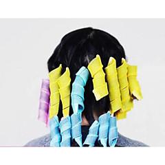 רולים לשיער רטוב ויבש מבליט תלתלים / לחות מידה לטיולים / משקל קל נורמלי
