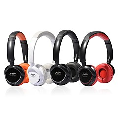 NIA MRH-8001 Wireless Dynamic Noise-Cancelling Sports Headband Rotatable with Microphone Support TF Card(Assorted Color)