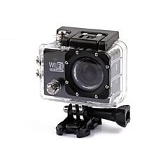 SJ5000 מצלמה בסגנון / מצלמת פעולה 4608 x 3456 WIFI / עמיד במים / נגד זעזועים 2 CMOS 32 GB H.264 30 M אוניברסלי
