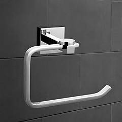 "YALI.M®,WC-Rollenhalter Chrom Wandmontage 135 x 70 x 105mm (5.31 x 2.75 x 4.13"") Messing Modern"