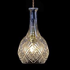 60W Zeitgenössisch Kristall Metall Pendelleuchten Wohnzimmer
