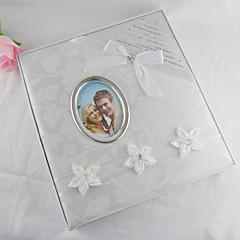 Garden Theme Photo Albums White