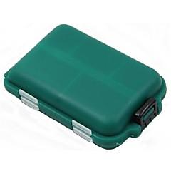 קופסת תפירה קופסאת פתיונות עמיד למים#*2.7 פלסטיק קשיח