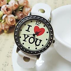 Woli Women's Huashi Fashion Vintage Leather Watch