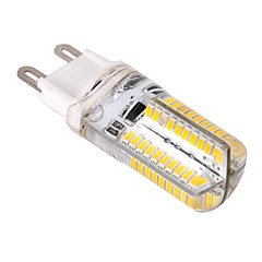 4W G9 LED Mais-Birnen T 80 SMD 3014 400 lm Warmes Weiß / Kühles Weiß Dimmbar AC 220-240 V