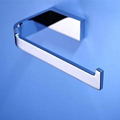 PHASAT®,WC-Rollenhalter Chrom Wandmontage Messing Modern