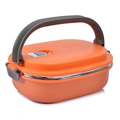 NEJE Stainless Steel Insulated Bento Box Lunchbox with Handle