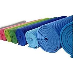 Tapis de Yoga ( Bleu , pvc ) 4.0