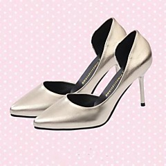 Women's Shoes Patent Leather Stiletto Heel Pointed Toe Pumps Wedding More Colors available