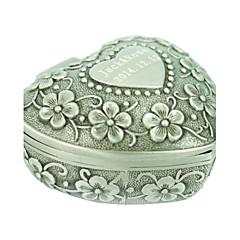 Pouzdra na šperky Slitina Stříbrná