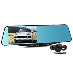 CAR DVD - 5.0 MP CMOS - 3264 x 2448 - para Full HD/Video Out/G-Sensor/Deteção de Movimento/Ângulo Largo/720P/1080P
