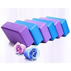 Unisex Foam Yoga Brick PVC 0.23 M Blue 23*15*7.5cm