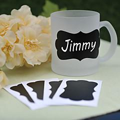 stickers ( Zwart , PVC