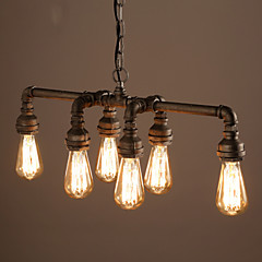 MAX 40W Plafond Lichten & hangers ,  Rustiek/landelijk / Retro / Vintage Anderen Kenmerk for Ministijl MetaalWoonkamer / Eetkamer / Spel