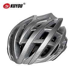 קסדה - יוניסקס - קסדה מלאה/הר/כביש/ספורט - רכיבה על אופניים/רכיבה על אופני הרים/רכיבה בכביש/רכיבת פנאי ( אפור , PC/EPS ) 30 פתחי אוורור