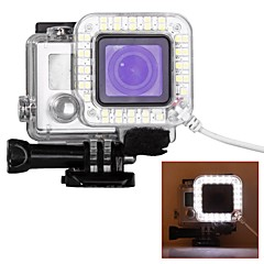 Accessories For GoPro,Protective Case Spot Light LED LED USB, For-Action Camera,Gopro Hero 3 Gopro Hero 3+ Gopro Hero 5 Gopro 3/2/1 Gopro