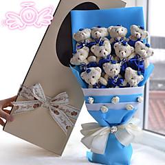כלה / חתן / שושבינה / שושבין חתן / נערת פרחים / נושא טבעת / זוג / הורים / תינוק וילדים מתנות-1/1 חתיכה / סט יצירתיחתונה / יום שנה /